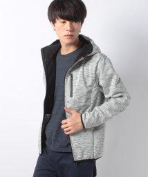 MARUKAWA/パーカー フルジップ 防風 裏フリース/501387304