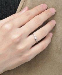 VA VENDOME AOYAMA/K10WG ホワイトトパーズ ダイヤモンド リング/501389448