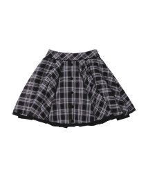 LODISPOTTO/Love you checkスカート / mille fille closet/501389981