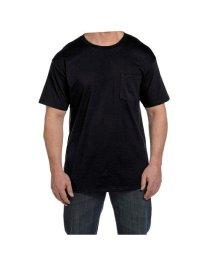 BACKYARD/ビーフィー半袖Tシャツポケット付 6.1オンス タグ有/501392204