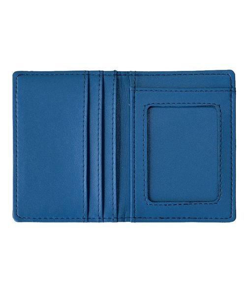 バックヤードファミリー スキミング防止カードケース ユニセックス ブルー カードケース 【BACKYARD FAMILY】