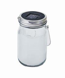 En Fance/ソーラー充電式ライト「Grass Jar Star 」 ホワイト/501394066