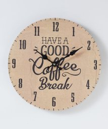 En Fance/モチーフクロック 「SHOP series」 33cm COFFEE SHOP CRAFT/501394093
