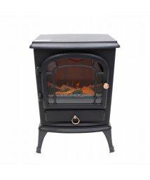 En Fance/暖炉型即暖セラミックファンヒーター HF-2008BK/501394134