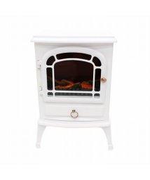 En Fance/暖炉型即暖セラミックファンヒーター HF-2008WH/501394135