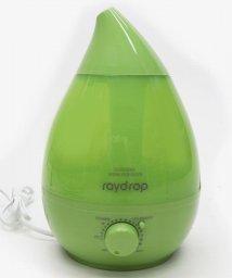 En Fance/超音波アロマLED加湿器 レイドロップ 2.4L グリーン/501394137