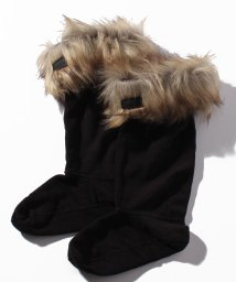 HUNTER/U ORG TALL BS FAUX FUR CUFF/501406443