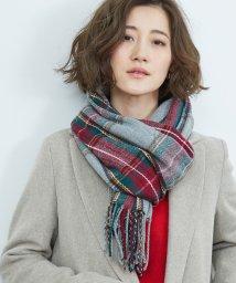 ROPE PICNIC PASSAGE/タータンチェックストール/501412764