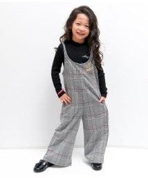 ANAP KIDS/ミニ裏毛サロペット/501413001