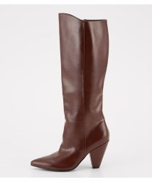 SLY/POINTED MIDI BOOTS/501414032