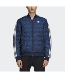adidas/アディダス/メンズ/SST QUILTED JACKET/501414153