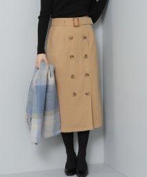 ViS/【泉里香×ViS】Iライントレンチスカート/501414261
