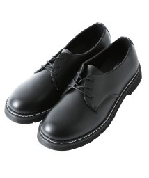 JIGGYS SHOP/オックスフォードシューズ / 6ホール シューズ メンズ 靴 スウェード エナメル/501414271
