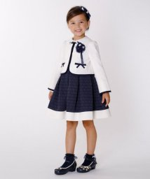 KUMIKYOKU KIDS/【120~140cm】ふくれサークルワンピース/501414958