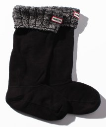 HUNTER/6 STITCH CABLE BOOT SOCK/HU0000371