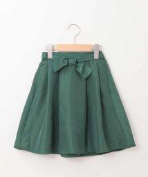 a.v.v(KID'S)/[100-130]グログランリボンスカート[WEB限定サイズ]/501280558