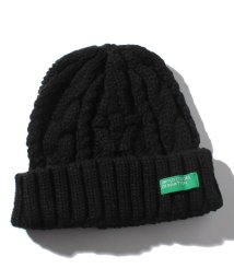 BENETTON (women)/ベネトンケーブルニット帽・帽子/501408802