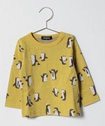 kladskap/ペンギン柄Tシャツ/501410003