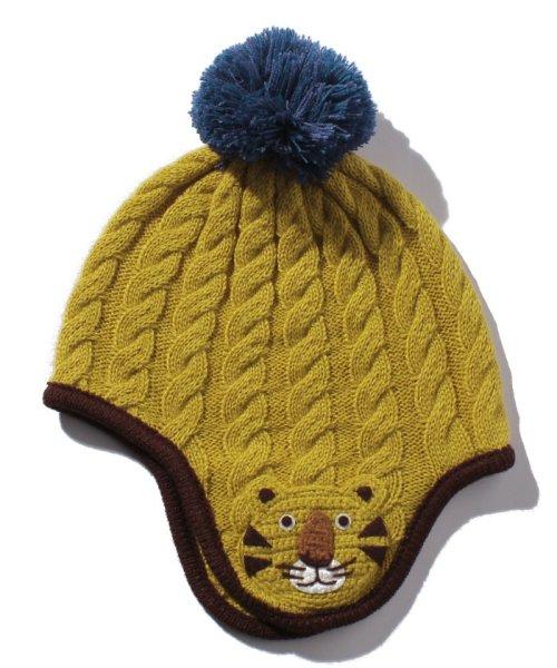 kladskap(クレードスコープ)/アニマルニット帽/5384405