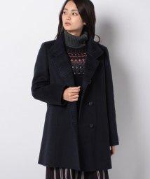 Leilian/【ウィンターコレクション掲載商品】カシミヤコート/501376264