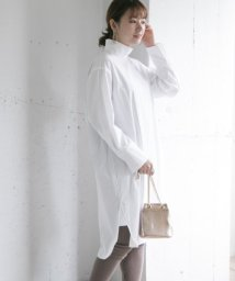 URBAN RESEARCH/YLEVE COTTON BROAD SHIRTS ONE-PIECE/501393242