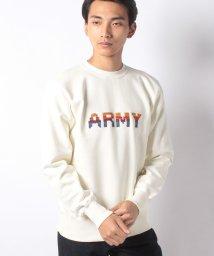 KRIFF MAYER/クルースウェット(ARMY)/501397176