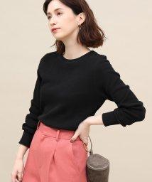 ROPE' mademoiselle/サーマルクルーネックTシャツ/501411691