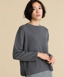 JIYU-KU /【WEB限定カラー有】スリットディテールカラーニット(検索番号U43)/501417327