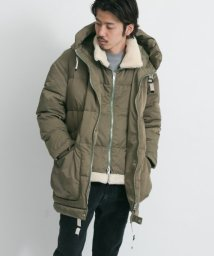 URBAN RESEARCH Sonny Label/NYUZELESS BIG HOODY LAYERD DOWN JACKET/501418600