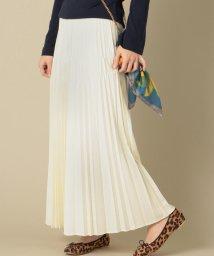 SHIPS WOMEN/THEIRON:ウールプリーツスカート/501418746