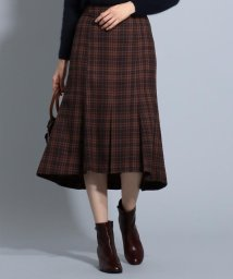 J.PRESS LADIES(LARGE SIZE)/DC DALGLIESH スカート/501418900
