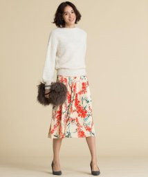 JIYU-KU /RATTI GARDEN PRINT スカート/501418902