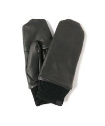 BEAMS OUTLET/INFIELEDR DESIGN / 2Way Mitten Glove/501035117