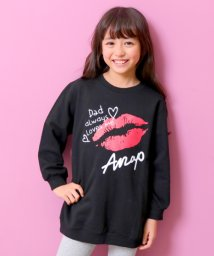 ANAP KIDS/LIPプリントチュニックOP/501347220
