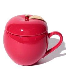 Afternoon Tea LIVING/りんご型蓋付きマグカップ/501349513