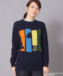 Leilian/SNOOPYセーター/501376261