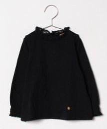 petit main/レース衿カットソーTシャツ/501409668