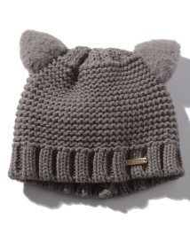 petit main/BABYねこみみニット帽/501409674