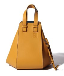 LOEWE/【LOEWE】ハンドバッグ/HAMMOCK SMALL【YELLOW MANGO/VARSITY BLUE】/501411767