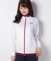 FILA/【セットアップ対応商品】ジャージ 裏起毛スタンドジャケット/501412272