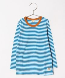 koe kids/ボーダーフライス長袖Tシャツ/501413972
