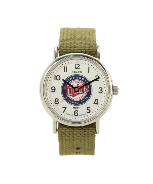 BEAMS MEN(ビームス メン)/TIMEX / Weekender MLB TRIBUTE COLLECTION 3針ウォッチ/11480482232