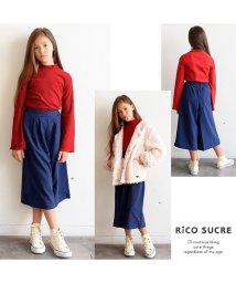 RiCO SUCRE/ハイネックリブTシャツ/501420003