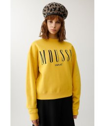 moussy/EMBROIDERY MOUSSY プルオーバー/501420702