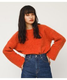 SLY/BOUCLE WIDE SLEEVE MG TOPS/501420772