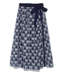 Lily Brown/スパンコール刺繍スカパン/501421372