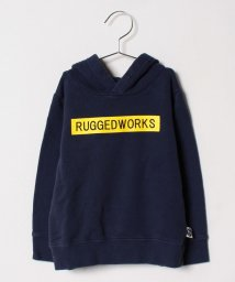 RUGGEDWORKS/【TVドラマ着用】裏毛パーカー/501376560