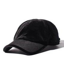 B.C STOCK/LACEUP VELOUR CAP/501377906