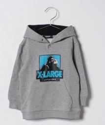 XLARGE KIDS/ネオンカラーOG裏毛パーカー/501411992