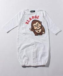 XLARGE KIDS/ファニーゴリラ2WAYカバーオール/501411999